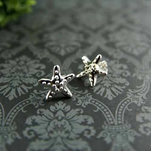 Small Starfish earrings