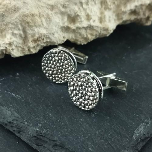 925 Silver Cuff Links